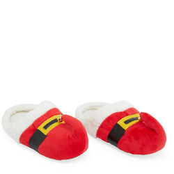Pantofole Babbo Natale - S/M, , large