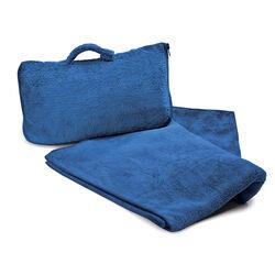Coperta cuscino da viaggio, , large
