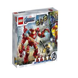 Iron Man Hulkbuster contro l'agente A.I.M. 76164, , large