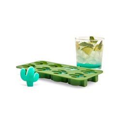 Stampo per cubetti ghiaccio cactus, , large