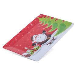 Piatto di Natale 25 x 1,50 x 17,50 cm, , large