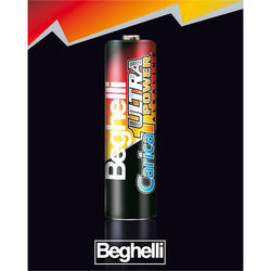 4 batterie ministilo Beghelli, , large