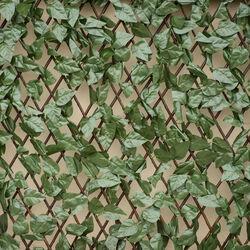 Rete estensibile con finta siepe 1 x 2 m, , large
