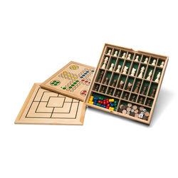 Set 5 giochi da tavolo Top Games Dal Negro, , large