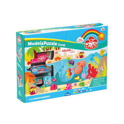 Didò Educagioca Model&Puzzle Coral, , large