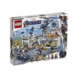 Avengers: battaglia nel Quartier Generale 76131, , large