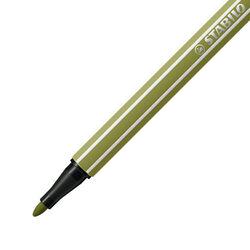 Pennarello Premium STABILO Pen 68 Verde Muschio, , large