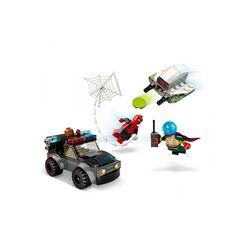 LEGO Marvel Spider-Man E L'Attacco Con Il Drone Di Mysterio , Set da Costruzion 76184, , large