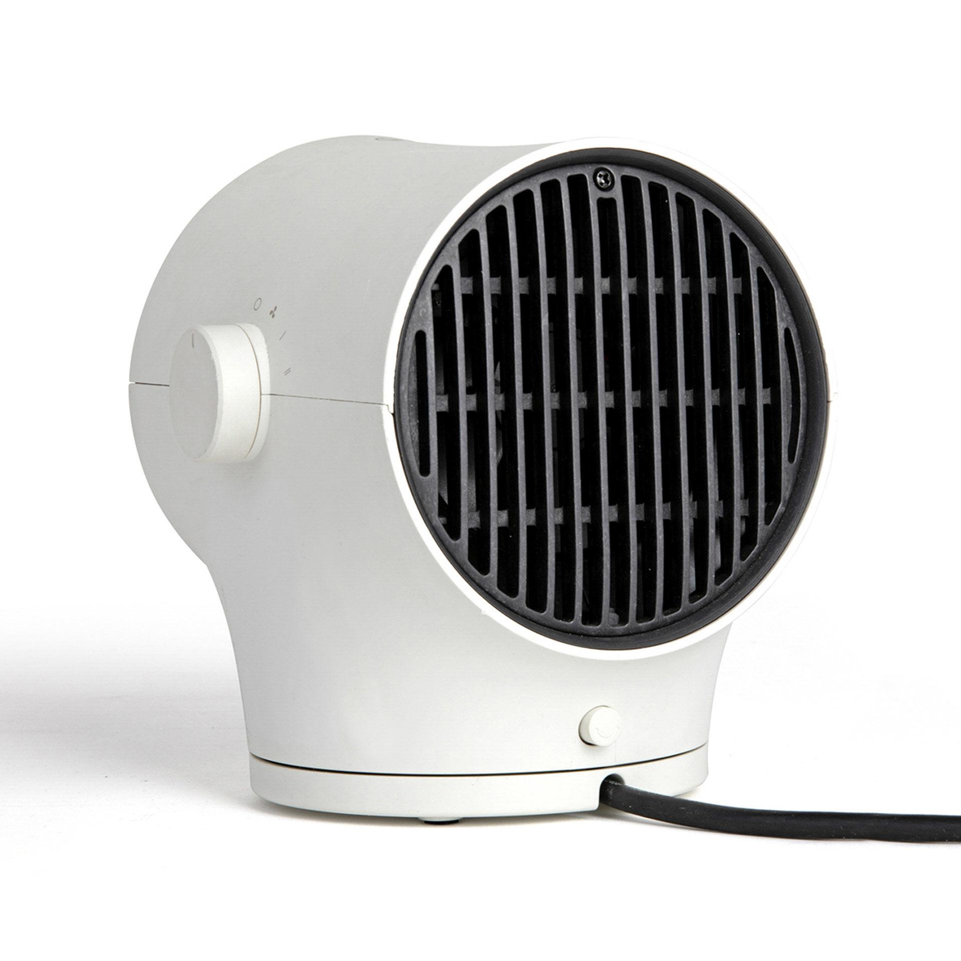 Radiateur électrique tournant portable en céramique, , large