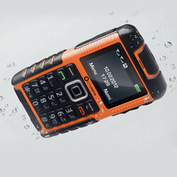 Telefono cellulare Outlimits DSS: antiurto, waterproof e Dual SIM, , large