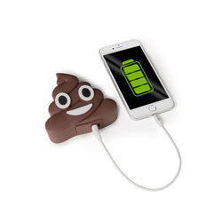 Power bank emoticon Puu Celly, , large