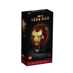 Casco di Iron Man 76165, , large