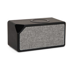 Speaker Bluetooth con caricabatteria wireless, , large