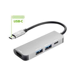 Adattatore multiporta USB-C ProHubPlus, , large