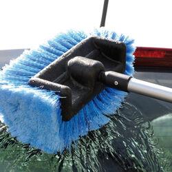 Spazzola 3 in 1 per pulizia auto, , large