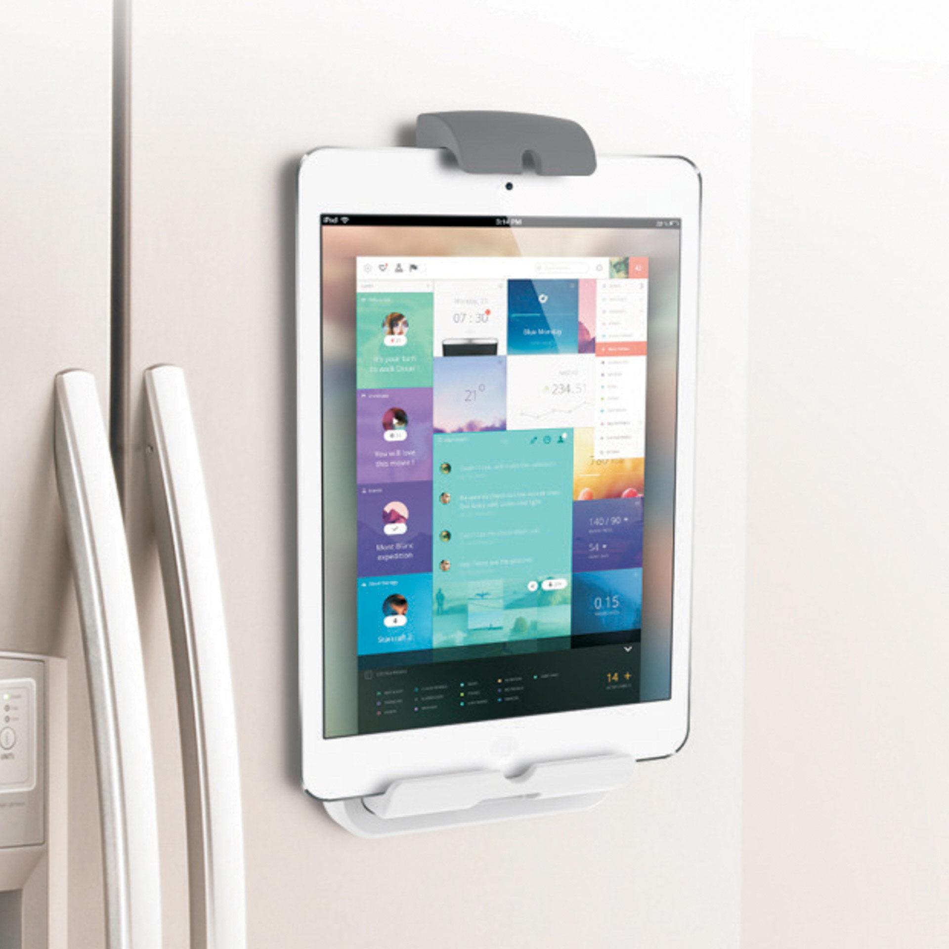 Support magnétique pour tablette multifonction, , large