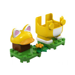 Mario gatto - Power Up Pack 71372, , large