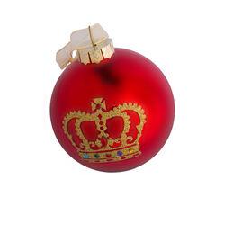 Palline di Natale con corona, , large