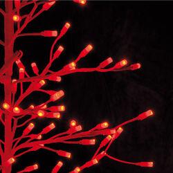 Albero di Natale - Lampada 180 led cambiacolore, , large