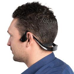 Cuffia audio Bluetooth a conduzione ossea, , large