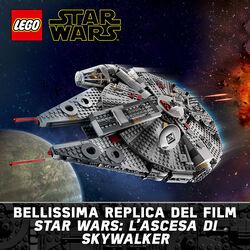 Millennium Falcon 75257, , large