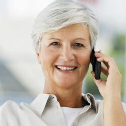 Telefono cellulare Senior, , large
