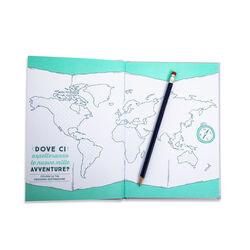 Quaderno di viaggio - Mr. Wonderful, , large