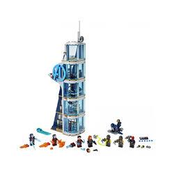 Battaglia sulla torre degli Avengers 76166, , large