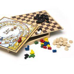 Kit 20 giochi da tavolo, , large