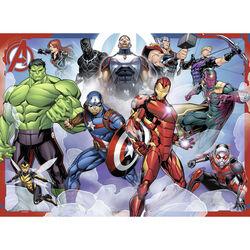 Ravensburger Puzzle 100 pezzi 10808 - Avengers, , large