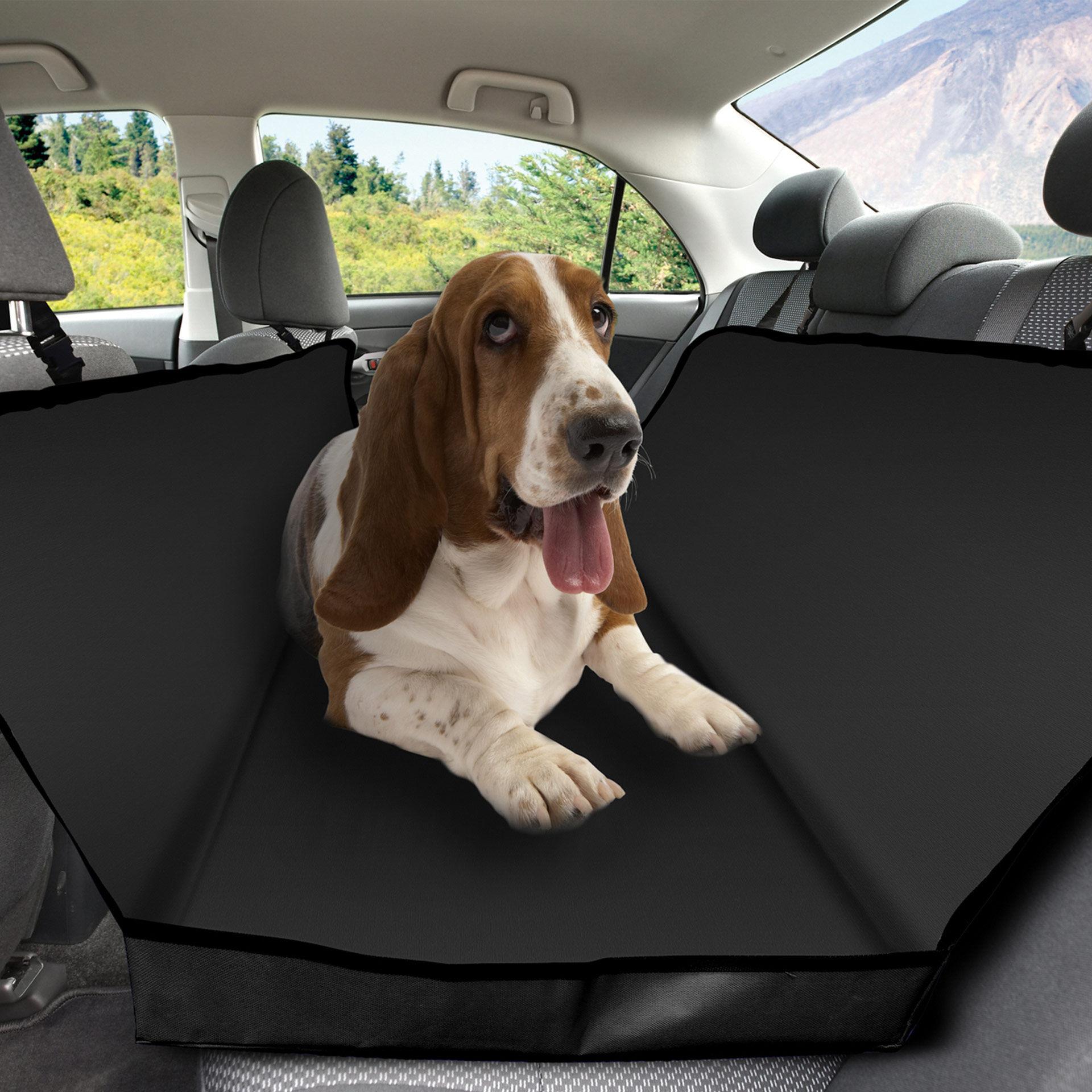 Housse de protection de siège auto pour chien, , large
