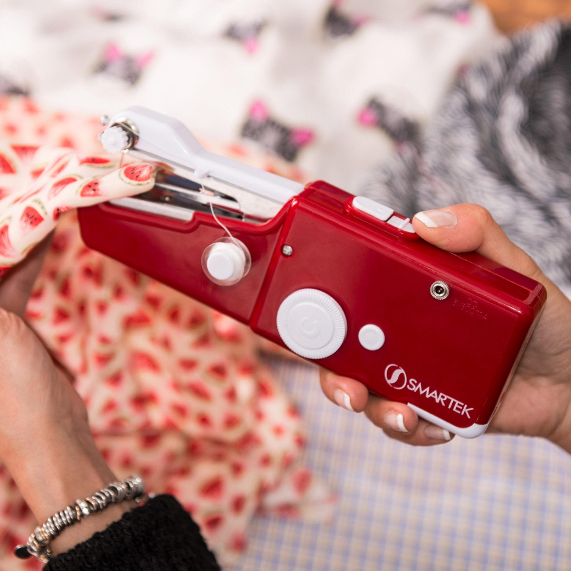 Mini machine à coudre portable, , large