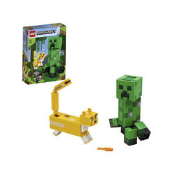Maxi-figure Creeper e Gattopardo 21156, , large