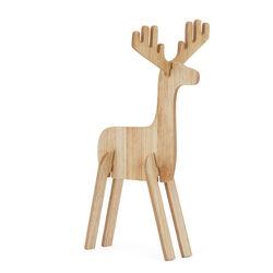 Renna in legno media, , large