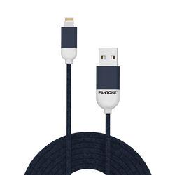Cavo dati USB Lightning linea Pantone, , large