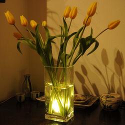 Aqua mood: luce cambia colore impermeabile, , large