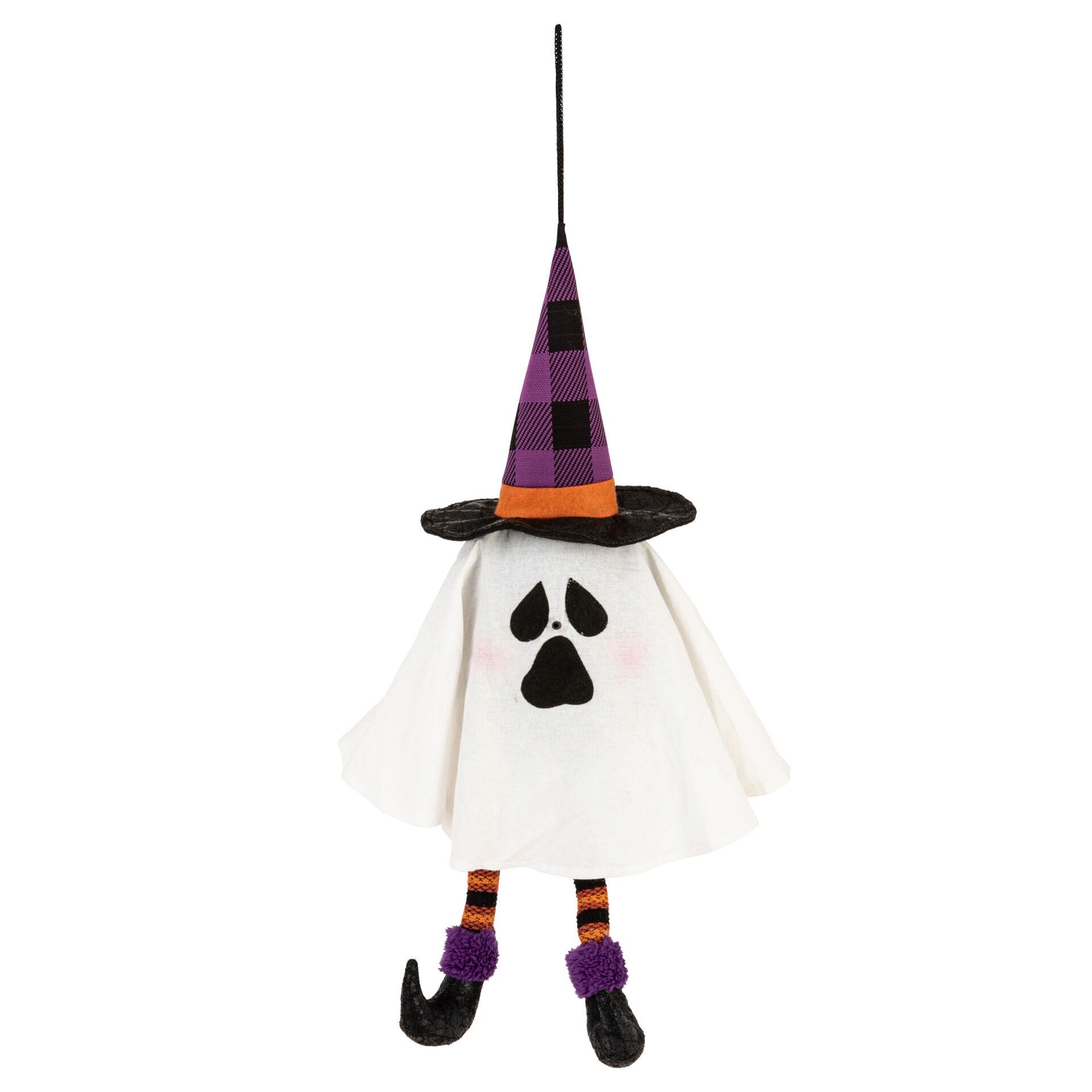 Petit fantôme d'Halloween avec capteur de mouvement, , large