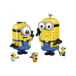 Personaggi Minions e la loro tana 75551, , large