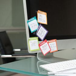 Stickers adesivi calendario della settimana, , large