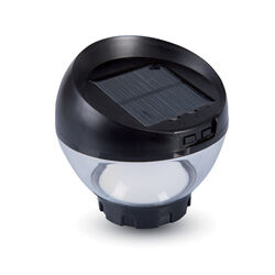 Lampioncino ad energia solare a led antizanzare, , large