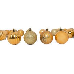 Decorazioni assortite per albero di Natale, set di 30, , large