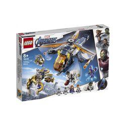 Avengers - Hulk salvataggio in elicottero 76144, , large