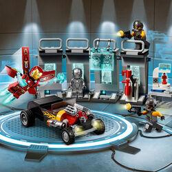 Armeria di Iron Man 6167, , large