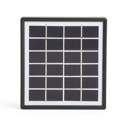 Pannello solare di ricambio per lanterna solare cattura insetti (cod. 418120), , large