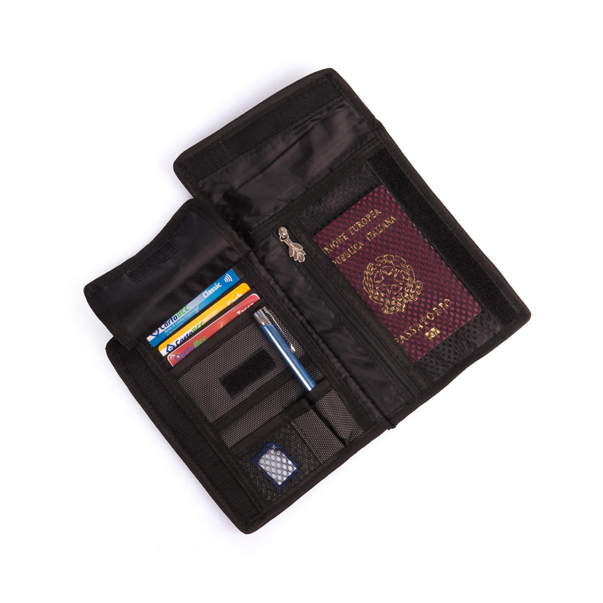 Sac porte-documents de voyage avec protection RFID, , large