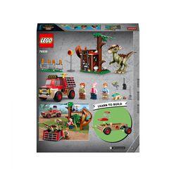 LEGO Jurassic World La Fuga del Dinosauro Stygimoloch, Giochi per Bambini di 4 A 76939, , large
