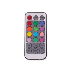 Candela proiettore cambia colore con telecomando, , large