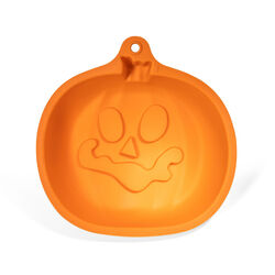 Stampo in silicone zucca Halloween, , large