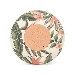 Speaker Bluetooth da doccia - fantasia foglie, , large