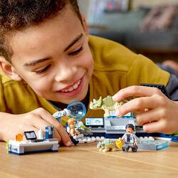 LEGO Il laboratorio del Dottor Wu: fuga dei baby dinosauri 75939, , large